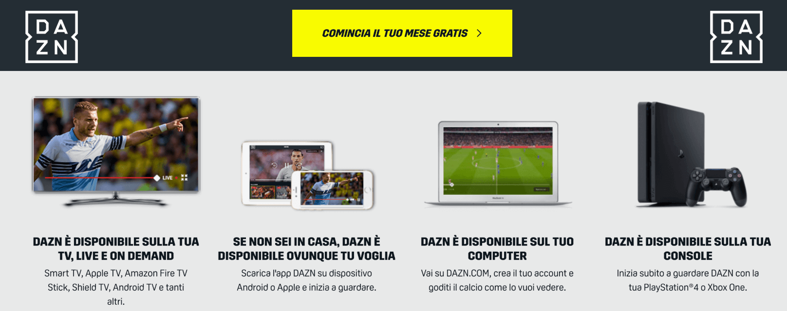 Come Vedere La Serie A 2019 In Tv Ed In Streaming Gratis Sportstv